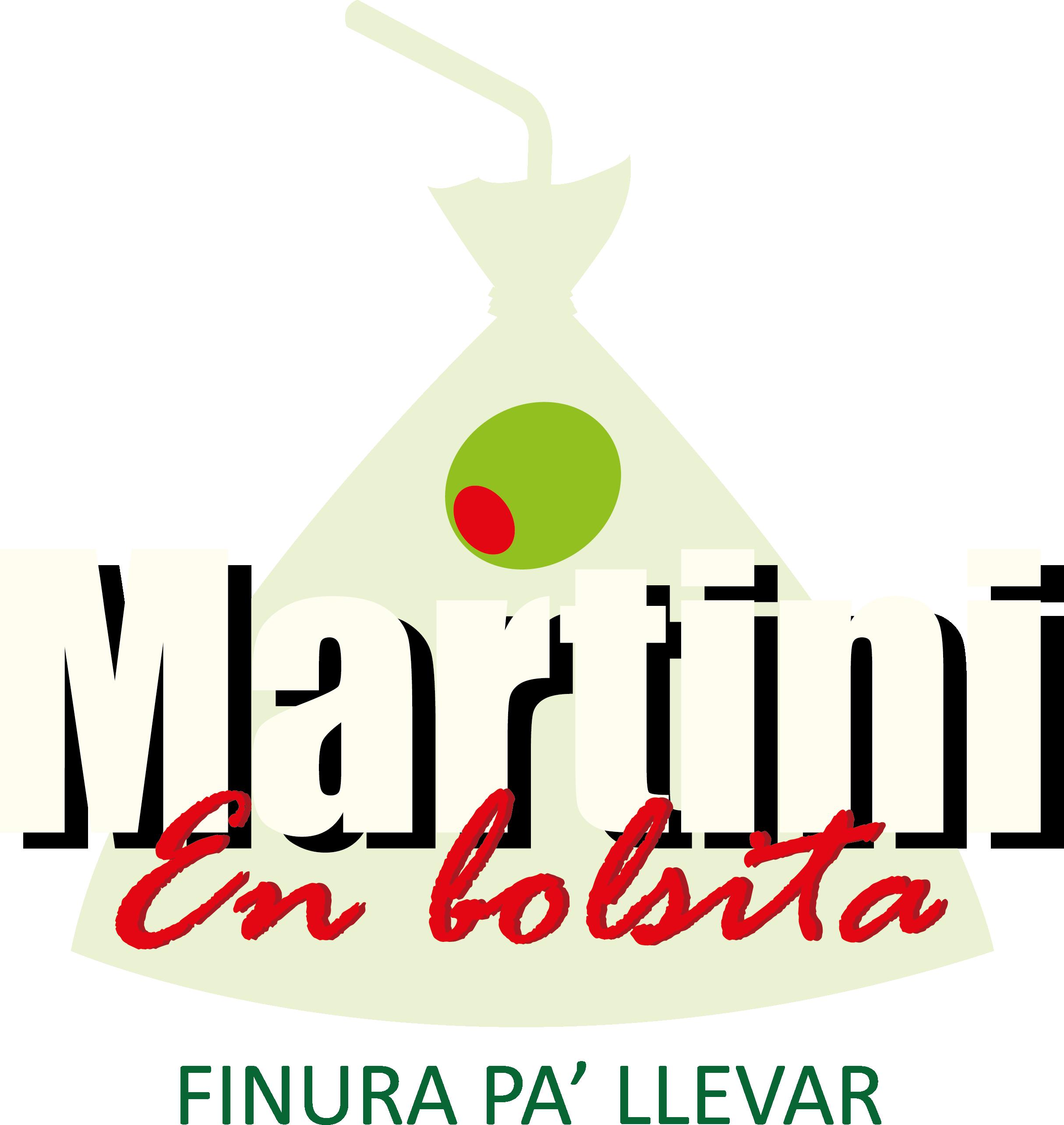 Martini en Bolsita